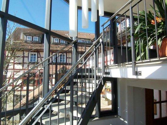 Landgasthof Hotel Hess: Glasanbau