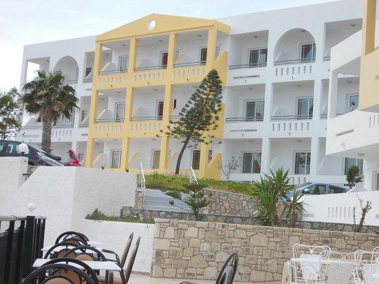Pantheon Apartments: hotel