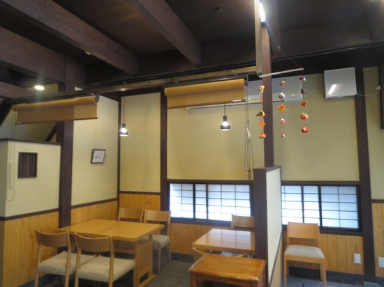 Kamakurakoetsu: 店内