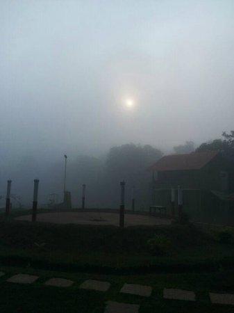 Rotti Kallu Homestay: Morning view
