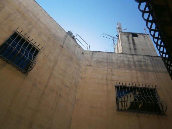 Bella Vista Hotel: Vue du balcon