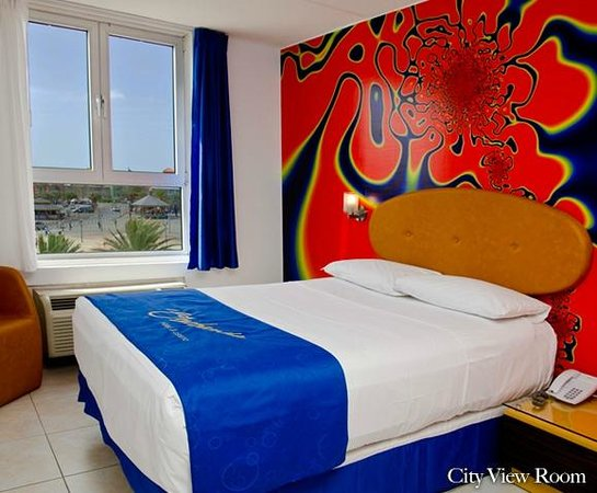 Otrobanda Hotel and Casino : City View Room (free WiFi)