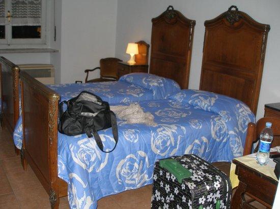 Hotel San Carlo : camera
