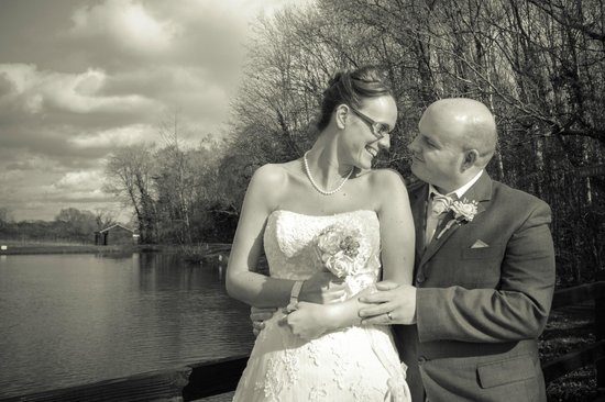 Macdonald Botley Park Hotel & Spa, Southampton: Wedding photo