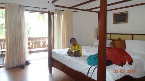 Estuary Island : Room