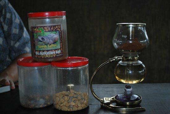 Oka Agro Wisata: ready for brewing