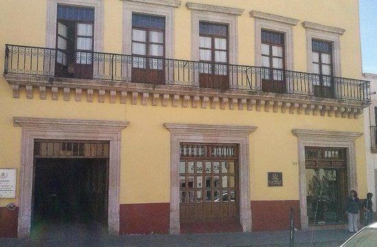 La Finca Del Minero Hotel: Vista desde el exterior