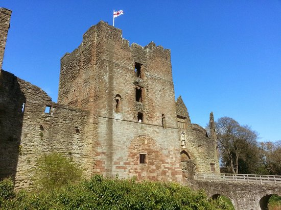 The Keep at Ludlow Castle