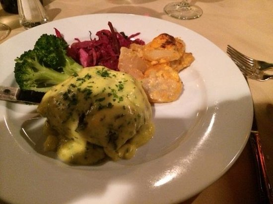 Chez Andree Restaurant : steak with bearnaise