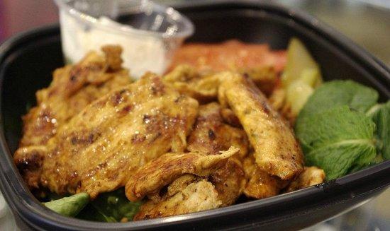 Beytouti: Portion poulet (Taouk)