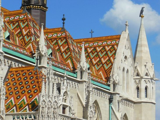 Free Budapest Walking Tours: Matthias Church