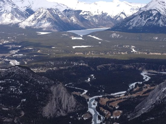 Charlton's Banff : Try the Banff Gondola