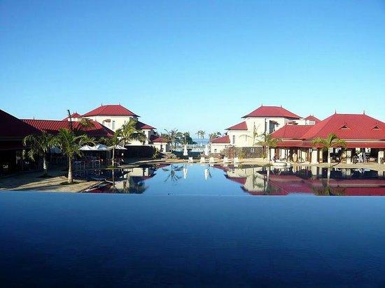 Tamassa Resort : une vue de l Hôtel