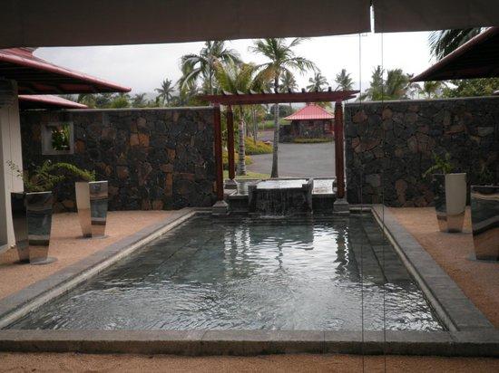 Tamassa Resort : la réception