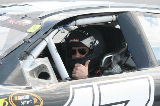 Rusty Wallace Racing Experience: Thumbs up