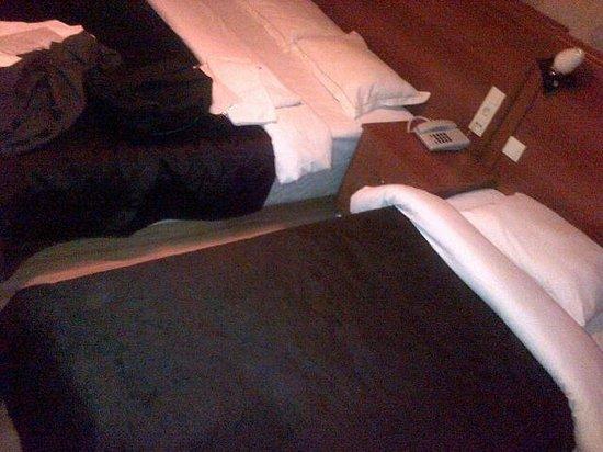 Serenity Hotel Istanbul : camas