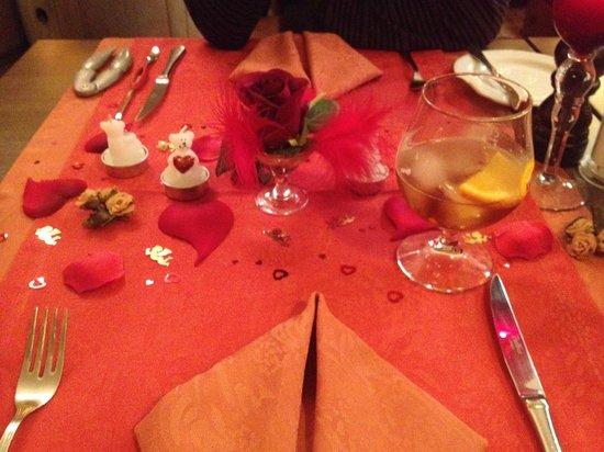 Othello : Onze tafel