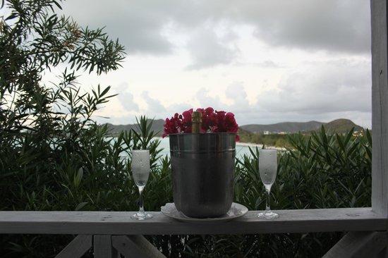 Cocobay Resort: Champagne