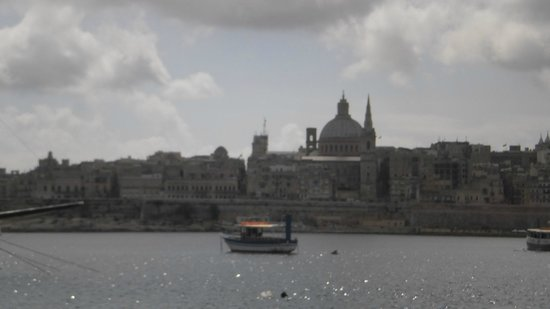 Captain Morgan Cruises: the view