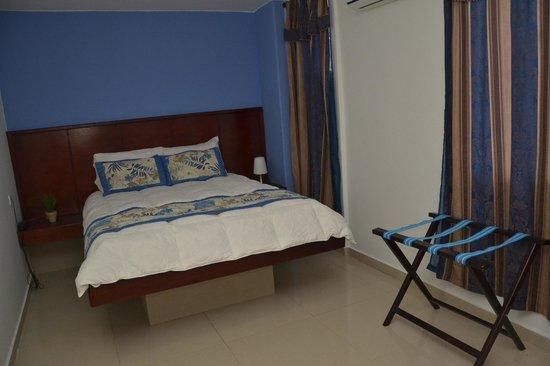 Hotel Marina Suites : Habitacion Doble estandar