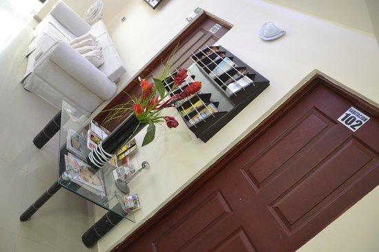 Hotel Marina Suites : Lobby