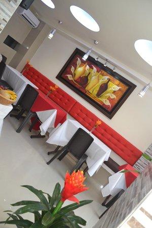 Hotel Marina Suites : Restaurante