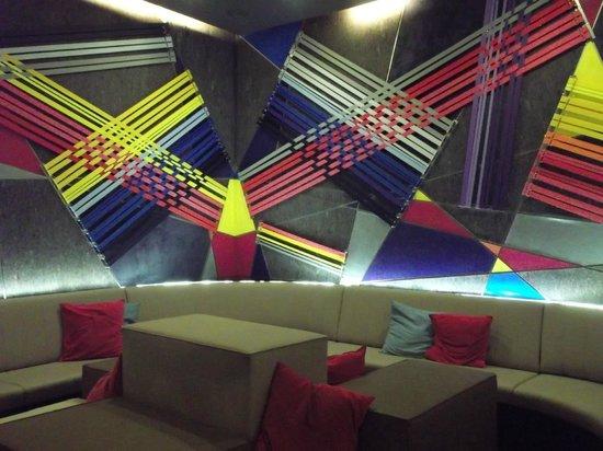 Casati Budapest Hotel: Espace lounge