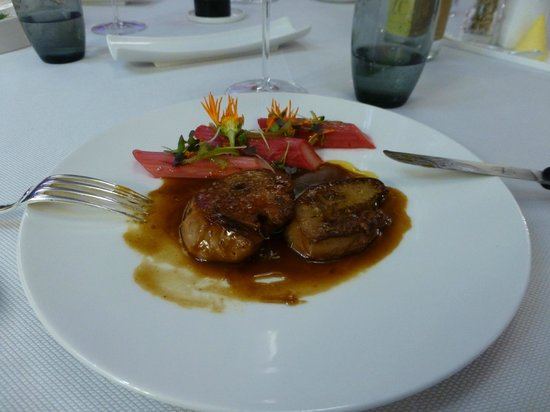 Hotel-Restaurant de la Poste : bœuf charollais