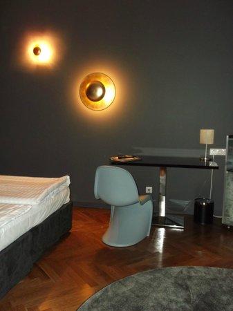 Casati Budapest Hotel: Chambre