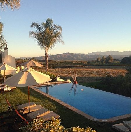 Rosendal Winery & Wellness Retreat: Beauiful Infinitypool