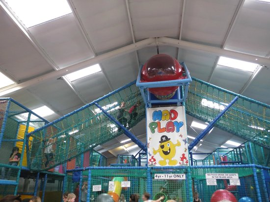 Greenhithe, UK: Soft play fun