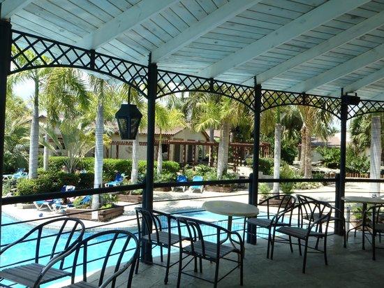 IFA Villas Bavaro Resort & Spa: Villas et bar piscine