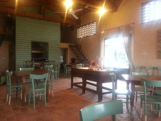 Agriturismo Montalbino: La salle à manger