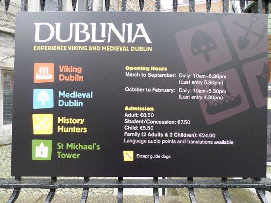 Dublinia: Experience Viking and Medieval Dublin : 2