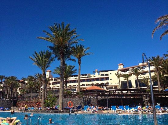 Occidental Jandia Mar : pool area