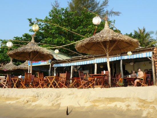 Lien Hiep Thanh Resort: пляж