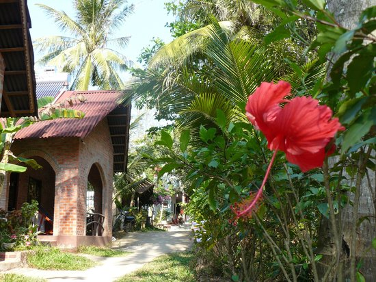 Lien Hiep Thanh Resort : ресторан
