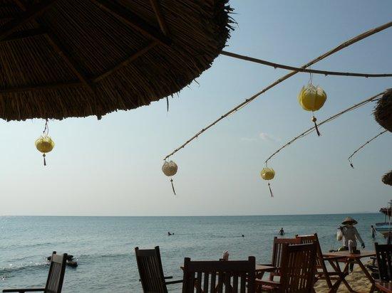 Lien Hiep Thanh Resort: домик для голубей