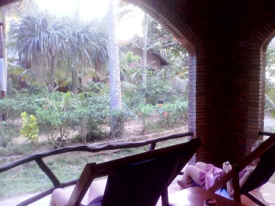 Lien Hiep Thanh Resort: бунгало