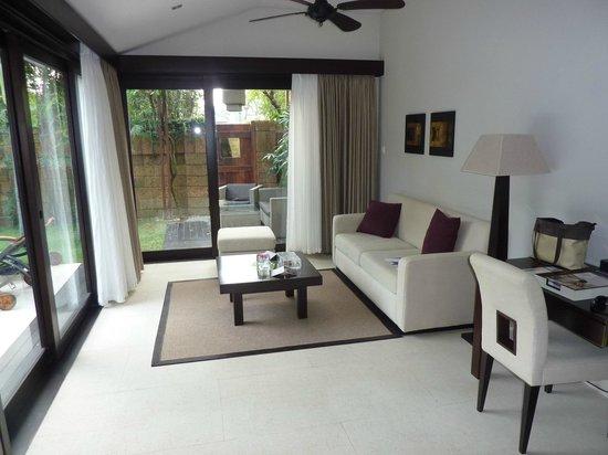 Fusion Maia Da Nang: Indoor seating area