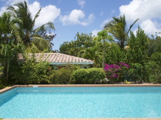 Anacaona Boutique Hotel: second pool near the beach