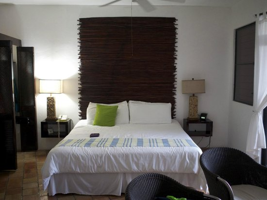 Anacaona Boutique Hotel: our room
