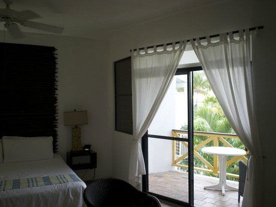 Anacaona Boutique Hotel: our balcony