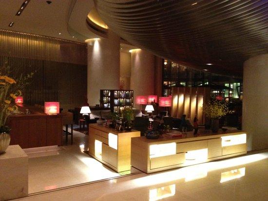 Andaz Xintiandi Shanghai: Lobby