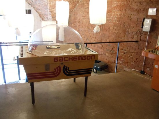 Museum of Soviet Arcade Machines : Баскетбол - понравился больше всех)