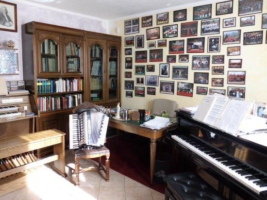 Casa Della Musica: studio musicale