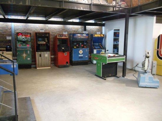 Museum of Soviet Arcade Machines : Общий вид