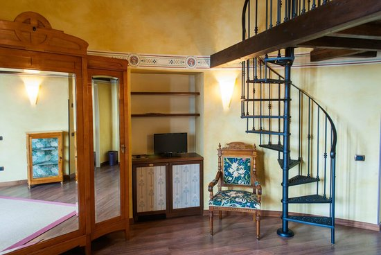 Hotel Al Borducan: Suite