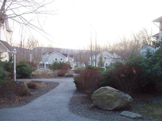 Wyndham Shawnee Village Resort : View of our area.