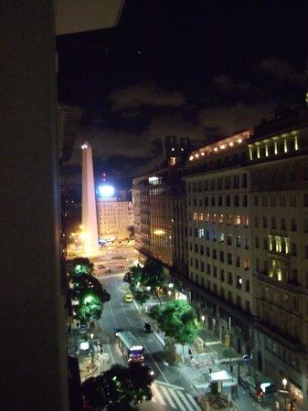 HR Luxor Buenos Aires: Essa é a vista maravilhosa do quarto
